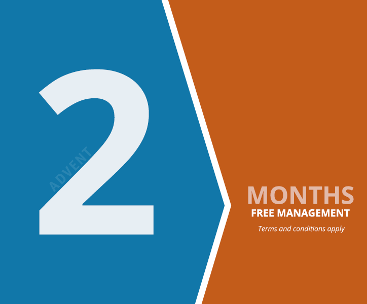 Clients, Get 2 Months Free Property Management Services!