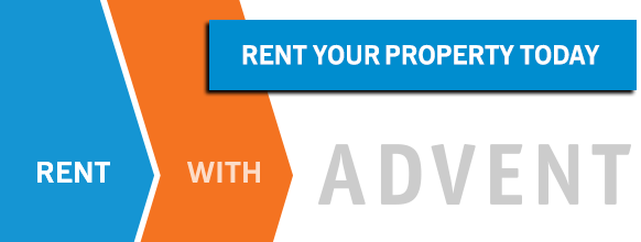 Rent with ADVENT. Property Management & Tenant Placement Services.