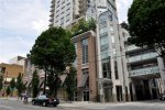 Vita 1 Bedroom Unfurnished Apartment For Rent in Yaletown Vancouver. 603 - 565 Smithe Street, Vancouver, BC, Canada.