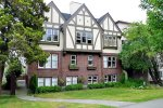 Huge 1800sq.ft. 3 Bedroom Penthouse For Rent at Devon Manor in Fairview, Westside Vancouver. 7 - 1255 West 12th Avenue, Vancouver, BC, Canada.