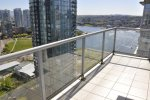 Luxury 27th Floor Water View 2 Bedroom Apartment Rental at Kings Landing in Yaletown. 2703 - 428 Beach Crescent, Vancouver, BC, Canada.