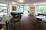 Unfurnished 1 Bed & Solarium Apartment Rental at Savoy in Yaletown, Vancouver. 2207 - 928 Richards Street, Vancouver, BC, Canada.