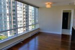 Richards Unfurnished 2 Bedroom Apartment For Rent in Downtown Vancouver. 1103 - 1088 Richards Street, Vancouver, BC, Canada.