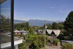 Jericho Beach 4 Bedroom Luxury Unfurnished House For Rent in Point Grey. 4375 Locarno Crescent, Vancouver, BC, Canada.