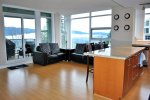 Altaire 2 Bedroom Unfurnished Apartment For Rent at SFU in Burnaby. 603 - 9222 University Crescent, Burnaby, BC, Canada.