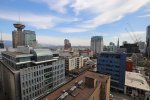 The Hudson Unfurnished Live / Work Studio Rental in Downtown Vancouver. 1312 - 610 Granville Street, Vancouver, BC, Canada.