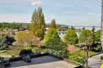 Californian 1 Bedroom Apartment Rental in Vancouver's West End. 506 - 1080 Pacific Street, Vancouver, BC, Canada.