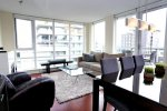 Musee 2 Bedroom Unfurnished Apartment Rental in Fairview Vancouver. 806 - 1690 West 8th Avenue, Vancouver, BC, Canada.