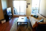 Unfurnished 1 Bedroom Apartment Rental in New Westminster at Interurban. 507 - 14 Begbie Street, New Westminster, BC, Canada.