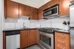Zone 1 Bedroom + Den & Solarium Apartment Rental in Fairview, Westside Vancouver. 205 - 1068 West Broadway, Vancouver, BC, Canada.