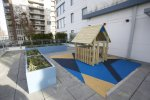 Modern 1 Bedroom Unfurnished Apartment Rental in Vancouver's West End. 809 - 1009 Harwood Street, Vancouver, BC, Canada.