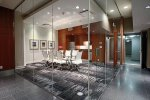 Furnished Luxury 2 Bedroom Apartment For Rent at Carina in Coal Harbour. 2202 - 1233 Cordova Street, Vancouver, BC, Canada.