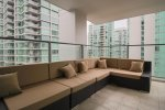 Luxury Furnished Apartment Rental at Bayshore Gardens in Coal Harbour. 1204 - 1616 Bayshore Drive, Vancouver, BC, Canada.