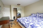 Fully Furnished 2 Bedroom Apartment Rental in Kitsilano, Westside Vancouver. 401 - 2815 Yew Street, Vancouver, BC, Canada.