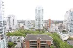 Pacific Promenade 2 Bedroom Unfurnished Apartment For Rent in Yaletown. 1201 - 888 Pacific Street, Vancouver, BC, Canada.
