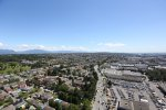 MC2 33rd Floor Unfurnished Luxury Penthouse For Rent in Marpole in South Vancouver. 3305 - 8131 Nunavut Lane, Vancouver, BC, Canada.