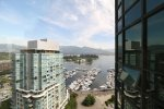 Harbourside Park Furnished Luxury Apartment Rental in Coal Harbour. 1803 - 588 Broughton Street, Vancouver, BC, Canada.