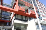 Block 100 Luxury 1 Bedroom Apartment For Rent in Southeast False Creek. 501C - 161 East 1st Avenue, Vancouver, BC, Canada.