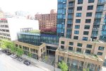 1 Bedroom & Den Unfurnished Apartment Rental at TV Towers in Downtown Vancouver. 905 - 233 Robson Street, Vancouver, BC, Canada.