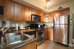 Furnished 1 Bed Apartment Rental at City View Terraces in East Vancouver. 303 - 1718 Venables Street, Vancouver, BC, Canada.