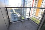 10th Floor 1 Bedroom Apartment Rental With Mountain Views at Spectrum in Downtown Vancouver. 1009 - 131 Regiment Square, Vancouver, BC, Canada.