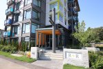Brand New Unfurnished 1 Bedroom Apartment Rental at R + R in East Vancouver. 506 - 3289 Riverwalk Avenue, Vancouver, BC, Canada.