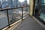 Unfurnished Studio For Rent at Century Tower in Downtown Vancouver. 1401 - 789 Drake Street, Vancouver  BC, Canada.