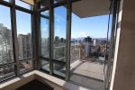Luxury 2 Bedroom + Den + Solarium & City Views at Patina in Vancouver's West End. 2203 - 1028 Barclay Street, Vancouver, BC, Canada.