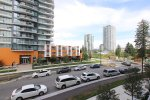 Evolve Tower Brand New 1 Bedroom 2 Level Townhouse Rental in Whalley, Surrey. 104 - 13308 Central Avenue, Surrey, BC, Canada.