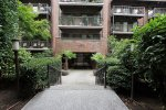 Hempstead Manor Unfurnished 1 Bedroom Apartment Rental in Vancouver's West End. 311 - 1655 Nelson Street, Vancouver, BC, Canada.