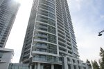 Brand New 17th Floor 2 Bedroom Apartment For Rent at Evolve Tower in Surrey. 1705 - 13308 Central Avenue, Surrey, BC, Canada.