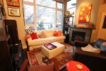 2 Level 1 Bedroom Unfurnished Townhouse For Rent at Sophia in Mount Pleasant. 2729 Sophia Street, Vancouver, BC, Canada.