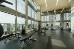 Luxury 1 Bed Apartment Rental With Amazing City Views at Metro Place in Metrotown, Burnaby. 5808 - 6461 Telford Avenue, Burnaby, BC, Canada.