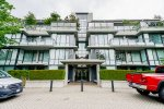 Modern 1 Bedroom Unfurnished Apartment For Rent at The Hub at Simon Fraser University. 531 - 9009 Cornerstone Mews, Burnaby, BC, Canada.