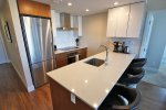 9th Floor Fully Furnished Apartment For Rent at Tower Green at West in Westside Vancouver. 902 - 159 West 2nd Avenue, Vancouver, BC, Canada.