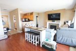 3rd Floor 2 Bedroom Apartment Rental at Tugboat Landing in Fraserview, East Vancouver. 305 - 2080 East Kent Avenue S, Vancouver, BC, Canada.