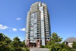 Marquis Grande 26th Floor City & Mountain View Sub Penthouse Rental in Brentwood, Burnaby. 2604 - 4132 Halifax Street, Burnaby, BC, Canada.