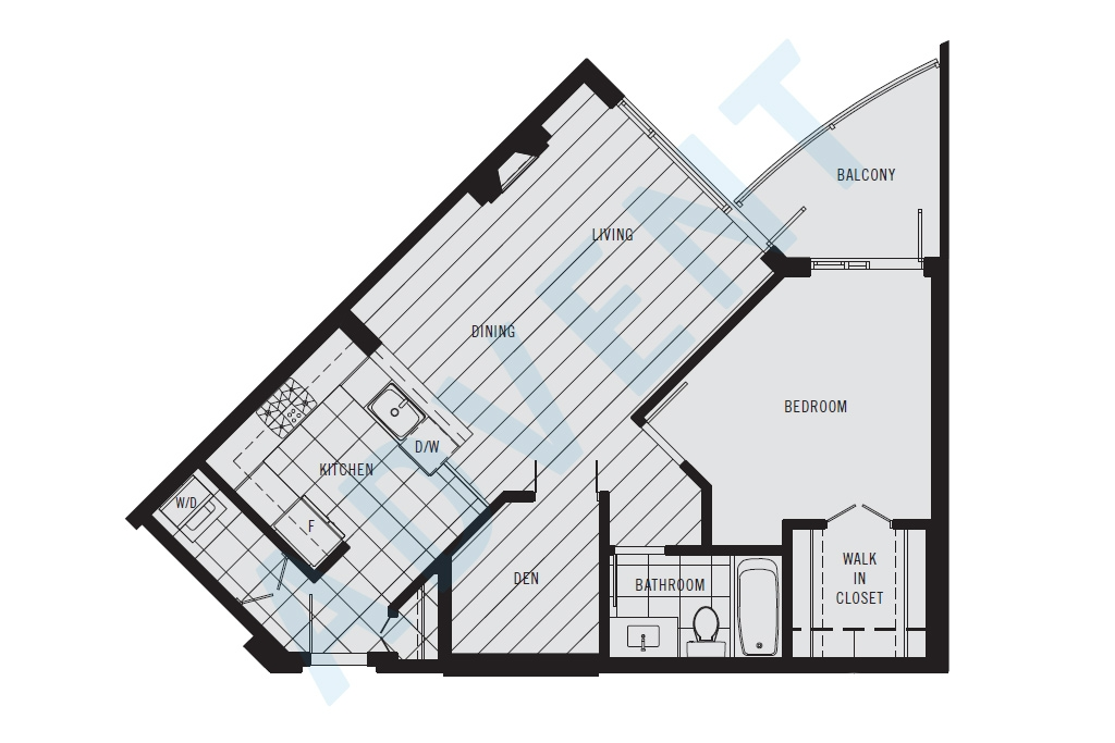 Mandalay 1 bedroom apartment rental 515 9373 hemlock for Rental property floor plans
