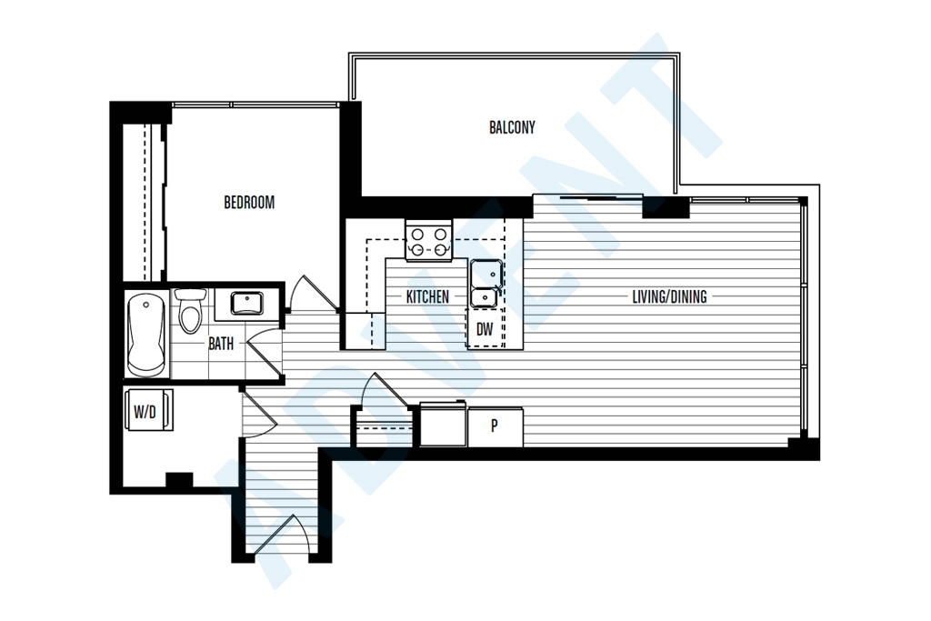 Northbank apartment rental new westminster advent for 125 court street floor plans