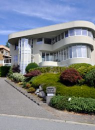Luxury 4 Bedroom Unfurnished House For Rent in Chartwell West Vancouver. 1449 Bramwell Road, West Vancouver, BC, Canada.