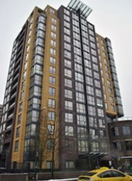 Centro 1 Bedroom Unfurnished Apartment For Rent in East Vancouver. 1011 - 3438 Vanness Avenue, Vancouver, BC, Canada.
