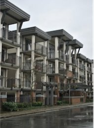 2 Bedroom Apartment For Rent in Brentwood at Carmichael House. 306 - 4868 Brentwood Drive, Burnaby, BC, Canada.