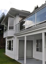 British Properties Unfurnished 4 Bedroom House Rental in West Vancouver. 740 King Georges Way, West Vancouver, BC.
