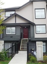 Kingsgate Gardens 3 Bedroom Townhouse For Rent in Edmonds Burnaby. 30 - 7428 14th Avenue, Burnaby, BC, Canada.