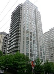The George Unfurnished 1 Bedroom & Den  Apartment Rental in Downtown Vancouver. 1409 - 1420 West Georgia Street, Vancouver, BC, Canada.