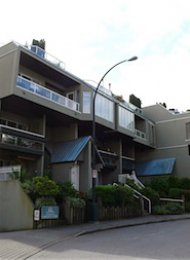 Quay West Unfurnished 2 Bedroom Apartment For Rent in New Westminster. 114 - 31 Reliance Court, New Westminster, BC, Canada.
