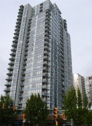 Yaletown 1 Bedroom Apartment Rental at Max 1810-928 Beatty Vancouver. 1810 - 928 Beatty Street, Vancouver, BC, Canada.