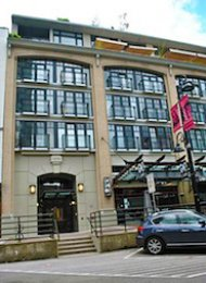 Alda 2 Bedroom Luxury Apartment For Rent in Yaletown Vancouver. 605 - 1275 Hamilton Street, Vancouver, BC, Canada.