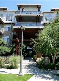 Journey 2 Bedroom Unfurnished Luxury Apartment Rental at UBC. 201 - 6328 Larkin Drive, Vancouver, BC, Canada.