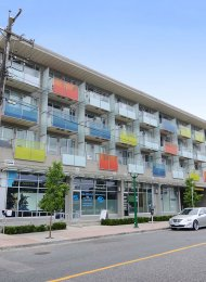Phoenix 3 Bedroom Unfurnished Apartment For Rent in Metrotown Burnaby. 201 - 5388 Grimmer Street, Burnaby, BC, Canada.